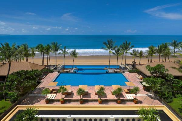 The Legian Bali Pool Tag