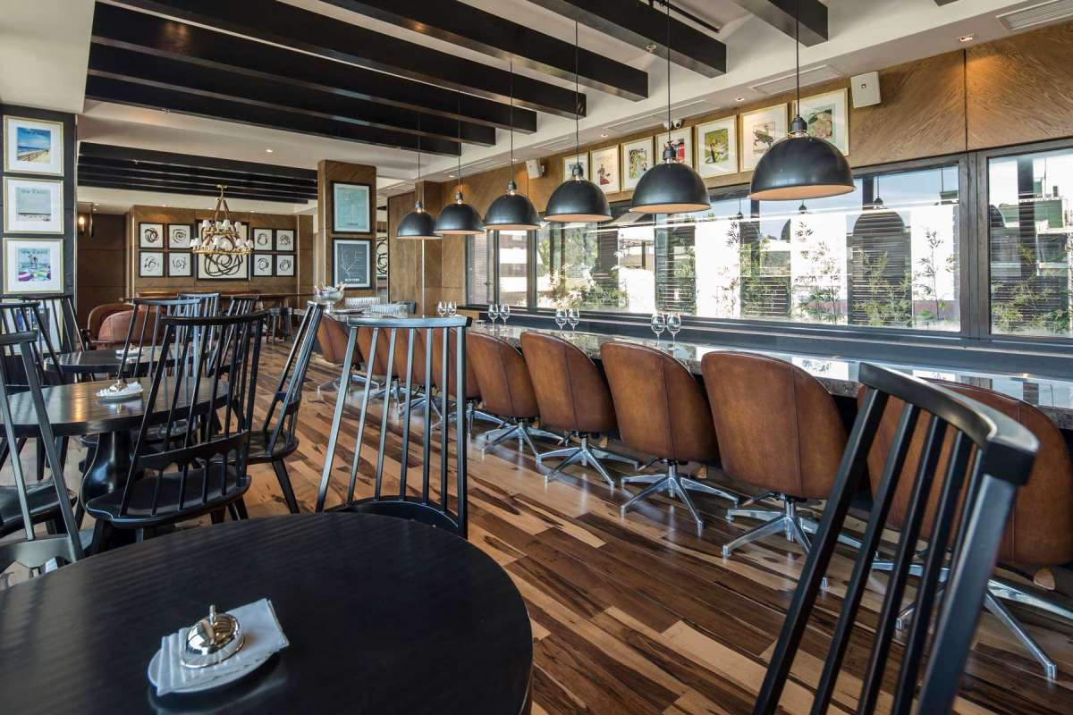 The Singular Santiago Rooftop Bar