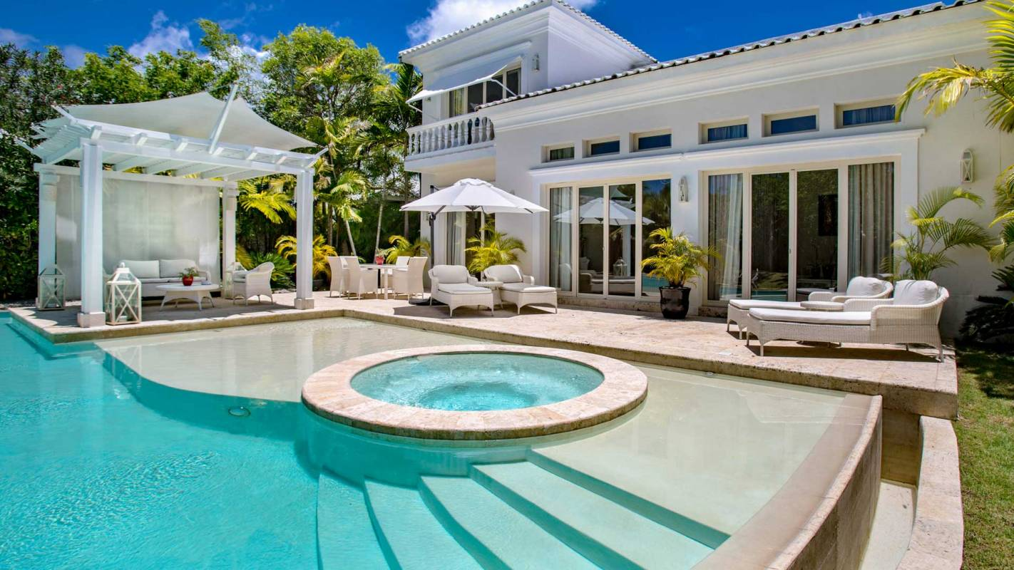 Eden Roc Cap Cana Three Bedroom Royale Poolside Villa