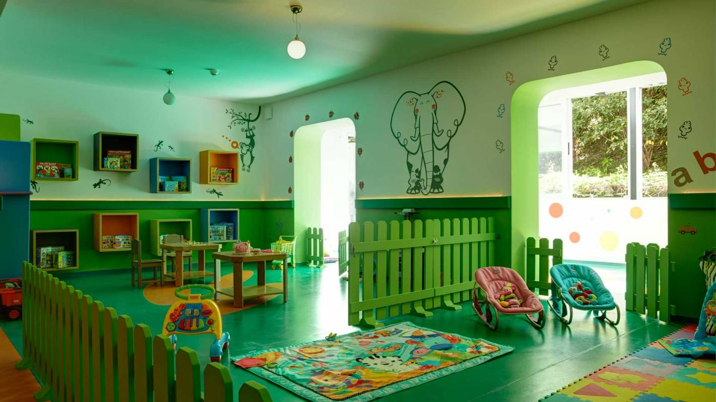 Eagles Palace Chalkidiki Kids Club Indoor