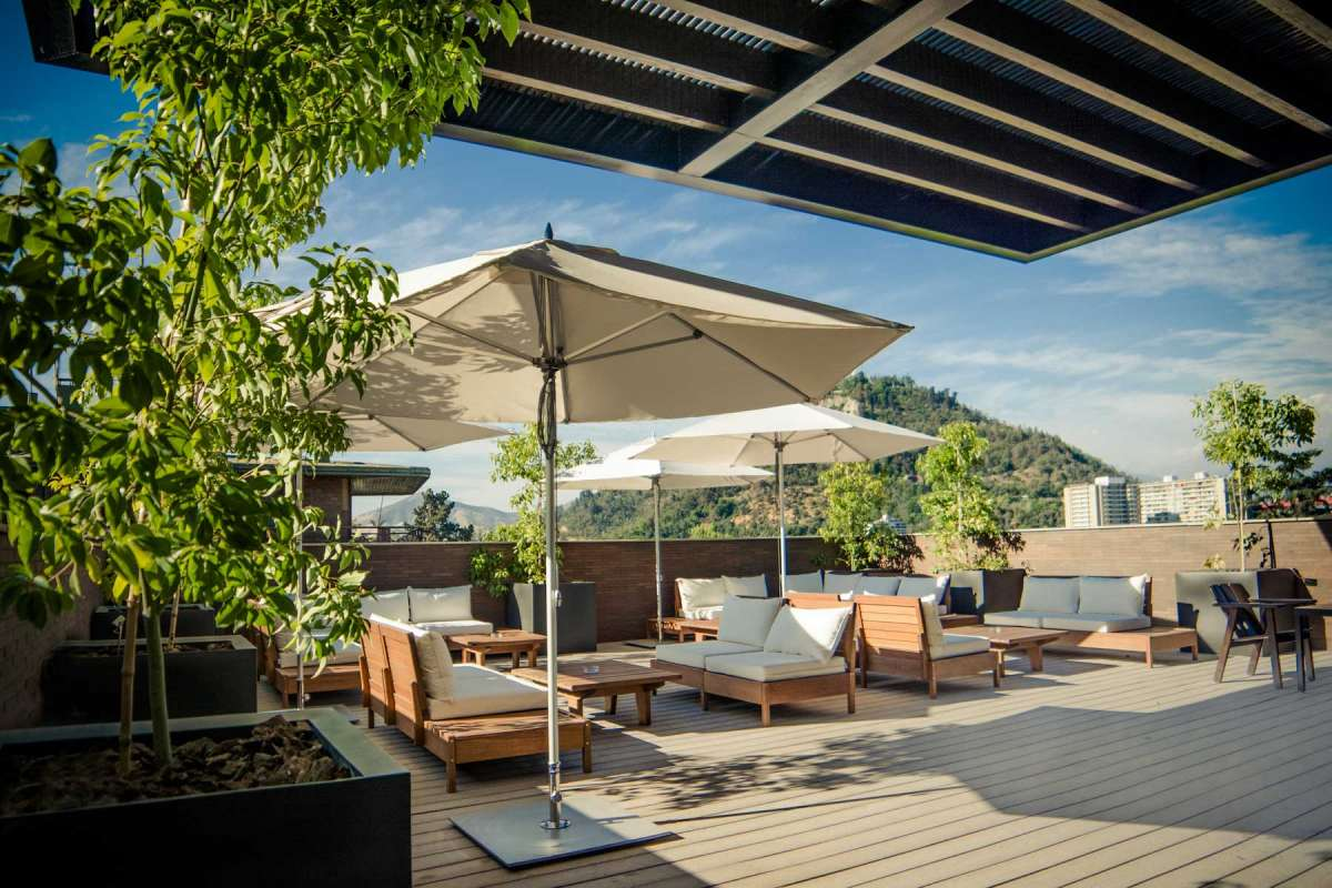 The Singular Santiago Rooftop Lounge