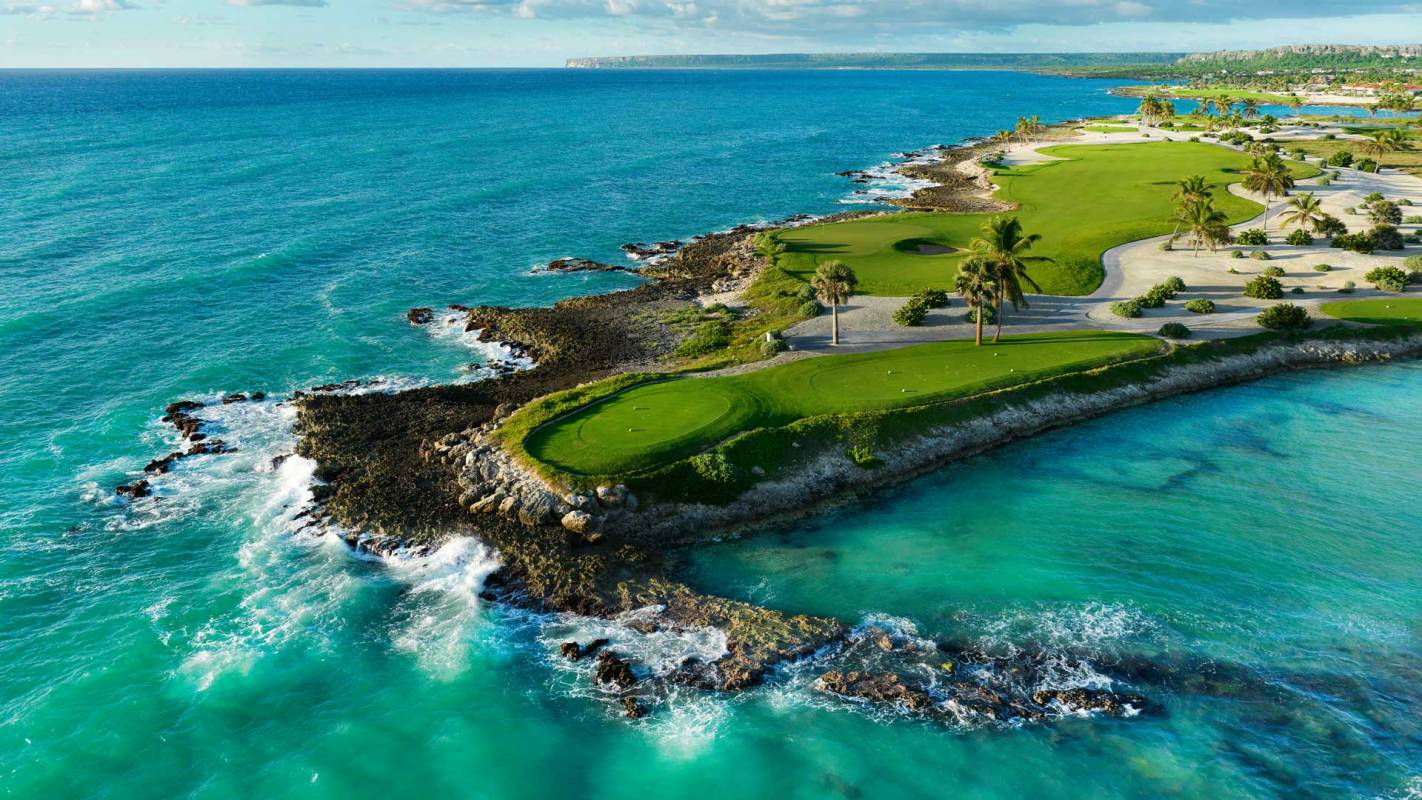 Eden Roc Cap Cana Golf