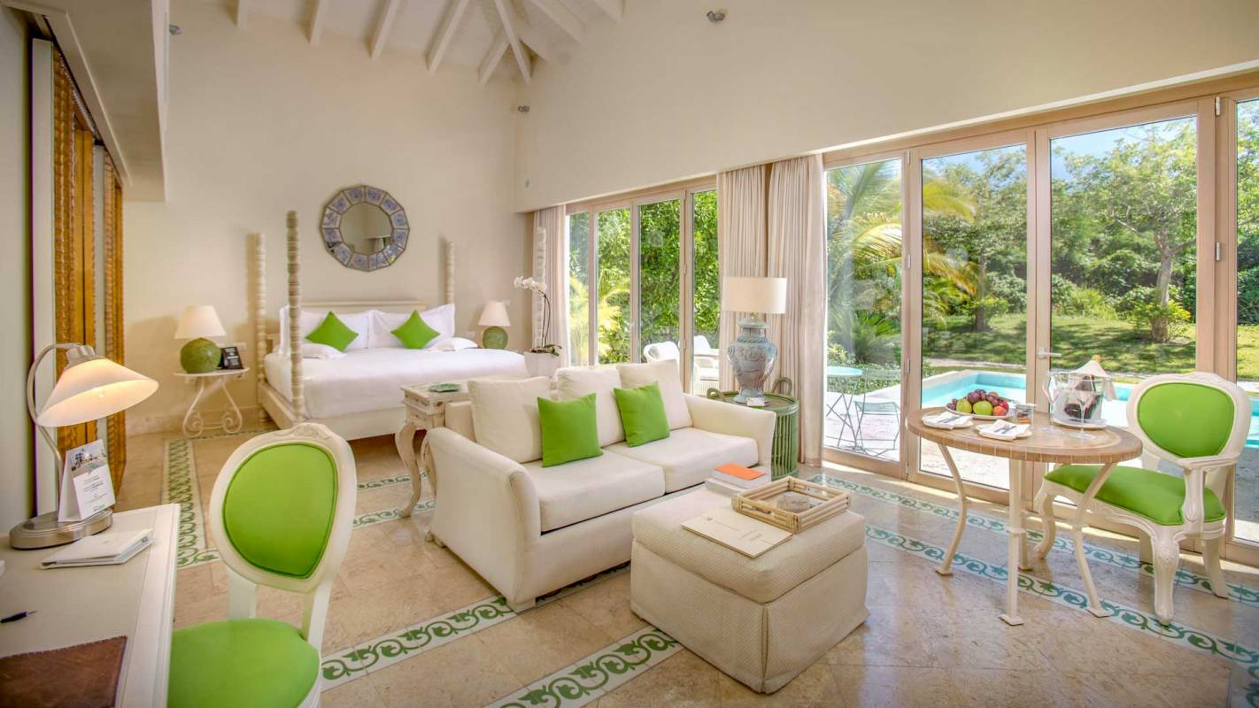 Eden Roc Cap Cana Luxury Poolside Junior Suite Villa