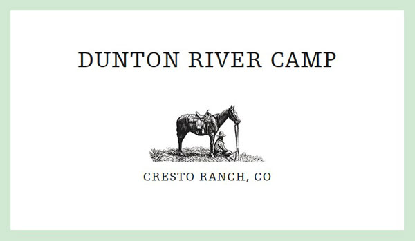 Dunton River Camp